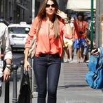 Sofia Vergara out shopping in Milan 119569
