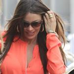 Sofia Vergara out shopping in Milan 119570