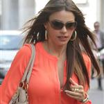 Sofia Vergara out shopping in Milan 119571
