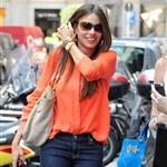 Sofia Vergara out shopping in Milan 119573
