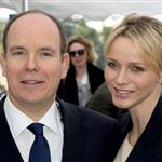 Prince Albert of Monaco and Princess Charlene at The Monte Carlo Rolex Masters  111436