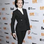 Evan Rachel Wood at TIFF 2011 premiere of Ides of March 93969