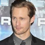 Alexander Skarsgard attends the Battleship World premier at Yoyogi National Gymnasium on Tokyo, Japan 110453