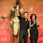 Taylor Kitsch promotes John Carter in Japan 110387