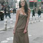 Ali Lohan old hag photo shoot in Times Square 31758