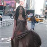 Ali Lohan old hag photo shoot in Times Square 31752