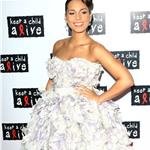 Alicia Keys at Keep a Child Alive in London 62167
