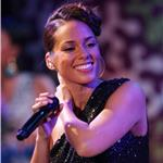 Alicia Keys at Keep a Child Alive in London 62170