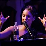 Alicia Keys at Keep a Child Alive in London 62171