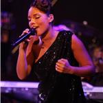Alicia Keys at Keep a Child Alive in London 62172