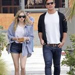 Amanda Seyfried and Josh Hartnett out for lunch at Wabi Sabi in Venice 112154