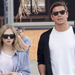 Amanda Seyfried and Josh Hartnett out for lunch at Wabi Sabi in Venice 112155