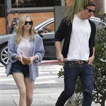 Amanda Seyfried and Josh Hartnett out for lunch at Wabi Sabi in Venice 112158