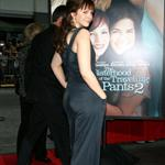 Amber Tamblyn at the NY premiere of the Sisterhood of the Travelling Pants 2 23027