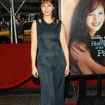 Amber Tamblyn at the NY premiere of the Sisterhood of the Travelling Pants 2 23026