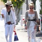 Amber Heard and her girlfriend Tasya on May 15th in LA 119242