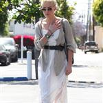 Amber Heard and her girlfriend Tasya on May 15th in LA 119243