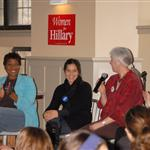 America Ferrera in Pennsylvania campaigning for Hillary Clinton 18671
