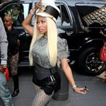 Nicki Minaj arrives for day 2 of American Idol auditions  126498
