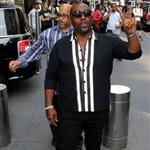 Randy Jackson arrives for day 2 of American Idol auditions  126501