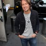 Keith Urban arrives for day 2 of American Idol auditions  126508