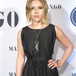 Scarlett Johansson at the Mango Awards in October  73391