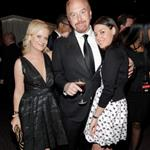 Amy Poehler, Louis C.K. and Aubrey Plaza at the 2012 Time 100 Gala in New York 112386