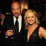 Amy Poehler and Louis C.K. at the 2012 Time 100 Gala in New York 112389