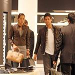 Fernando Verdasco shopping with Ana Ivanovic 35455