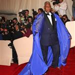Andre Leon Talley Met Gala 2011  84341