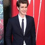 Andrew Garfield at the Los Angeles premiere of The Amazing Spider-Man 119656