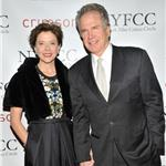 Annette Bening and Warren Beatty at New York Film Critics Circle Awards 2011  76552