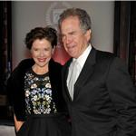 Annette Bening and Warren Beatty at New York Film Critics Circle Awards 2011  76553