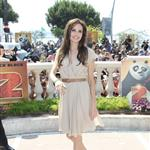 Angelina Jolie at Kung Fu Panda 2 photo call in Cannes 85190