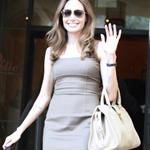 Angelina Jolie leaves The Roosevelt HotelAngelina Jolie leaves The Roosevelt Hotel 111475