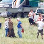 Angelina Jolie on location for Maleficent  118151