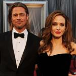 Brad Pitt and Angelina Jolie at the 84th Annual Academy Awards 107589