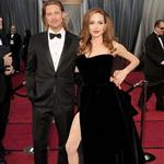 Brad Pitt and Angelina Jolie at the 84th Annual Academy Awards 107591