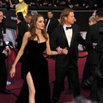Brad Pitt and Angelina Jolie at the 84th Annual Academy Awards 107594
