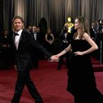 Brad Pitt and Angelina Jolie at the 84th Annual Academy Awards 107595