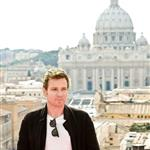 Ewan McGregor and cast of Angels & Demons in Rome 38221