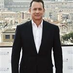 Tom Hanks and cast of Angels & Demons in Rome 38222