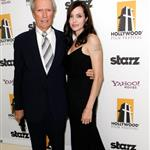 Angelina Jolie presents award to Clint Eastwood at Hollywood Film Festival Awards 26632