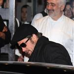 Brad Pitt Angelina Jolie eat at Guy Savoy Paris December 2010 74132