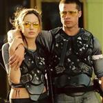 Angelina Jolie and Brad Pitt in Mr. and Mrs. Smith 111239