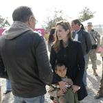 Angelina Jolie Maddox New Orleans Make It Right 15079