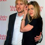 Jennifer Aniston and Owen Wilson in Germany promoting Marley & Me 34084