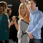 Jennifer Aniston at the Los Angeles premiere of Wanderlust  106455
