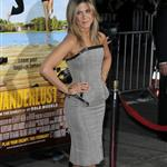 Jennifer Aniston at the Los Angeles premiere of Wanderlust  106457