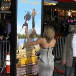 Jennifer Aniston at the Los Angeles premiere of Wanderlust  106458